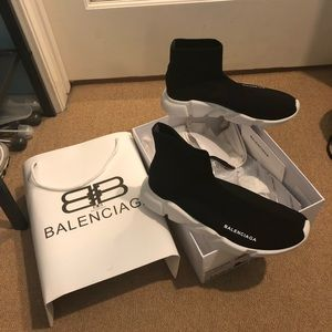 1:1 Balenciaga Speed Trainer